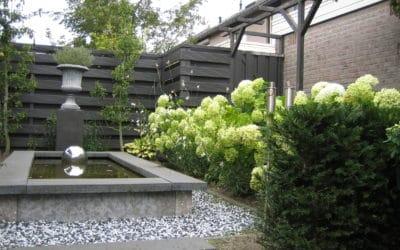 Vledder – Strakke Moderne tuin